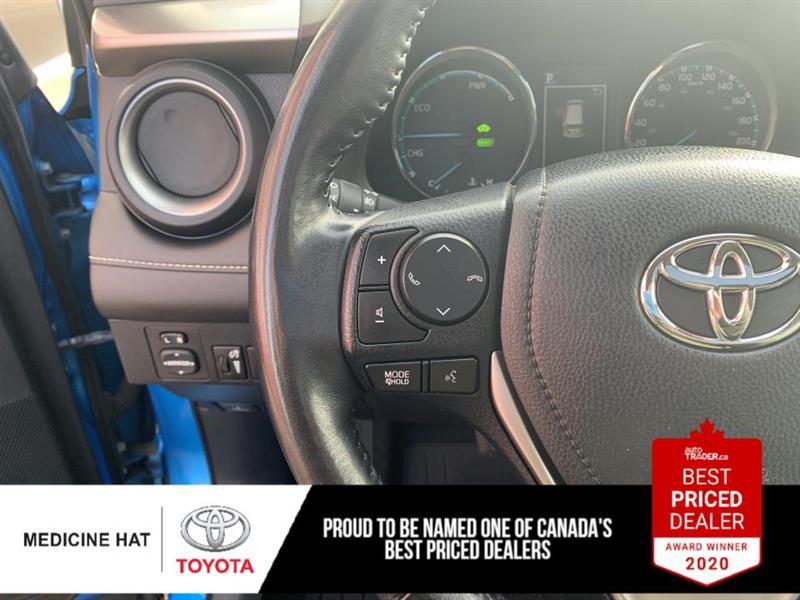 toyota RAV4 hybride 2017 - 12