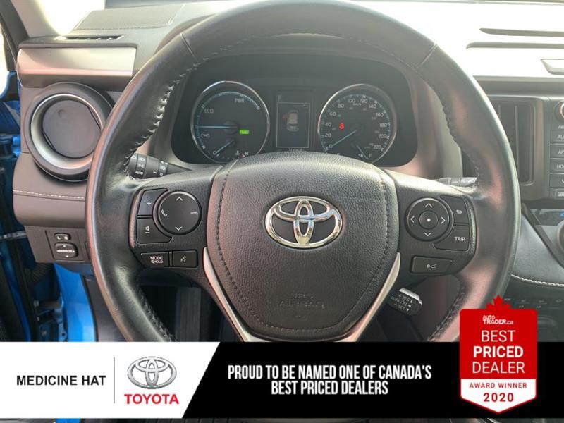 toyota RAV4 hybride 2017 - 14
