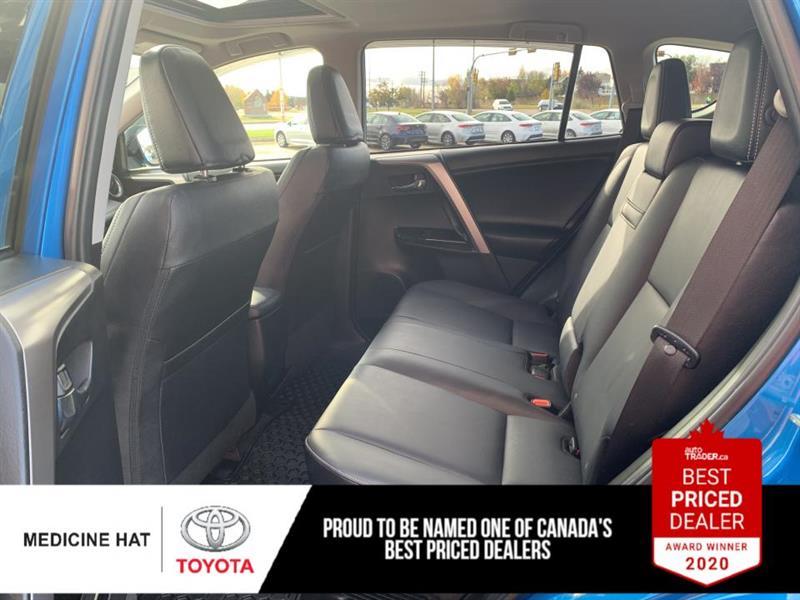toyota RAV4 hybride 2017 - 19