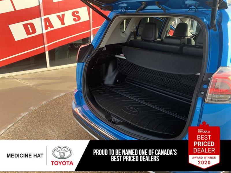 toyota RAV4 hybride 2017 - 20