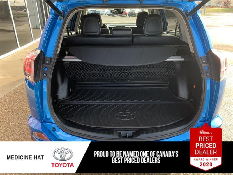 toyota RAV4 hybride 2017 - 21