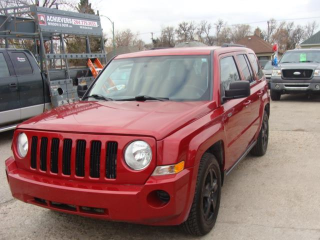 2010 Jeep Patriot NORTH SPORT