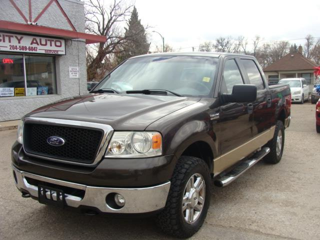 2006 Ford F-150 4WD SuperCrew 150'' WB XLT