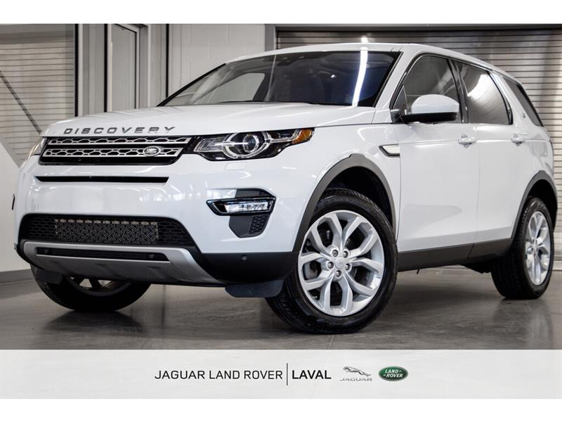 Land Rover Discovery Sport HSE AWD *NOUVELLE ARRIVÉE!* 2017