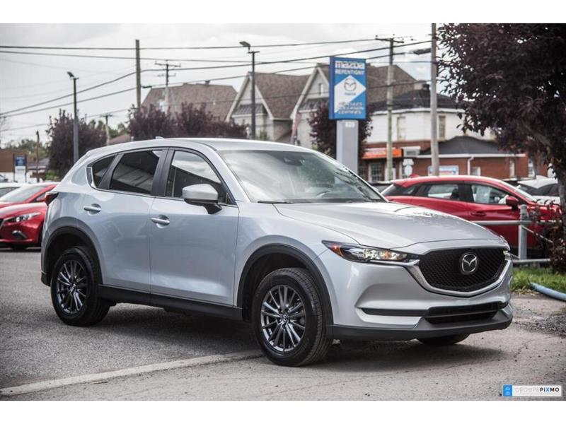 Mazda CX-5 GS AWD GARANTIE 5 ANS KM ILLIM 2019