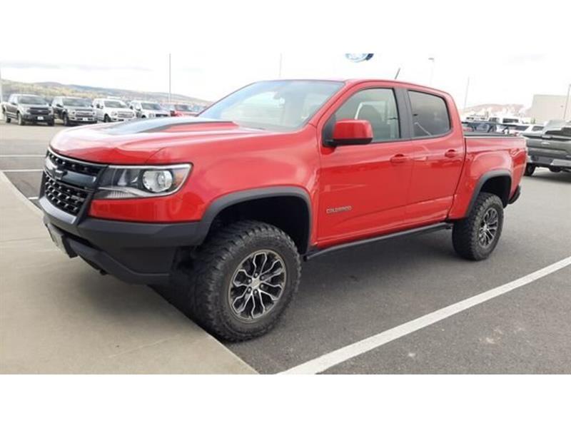Chevrolet Colorado 1