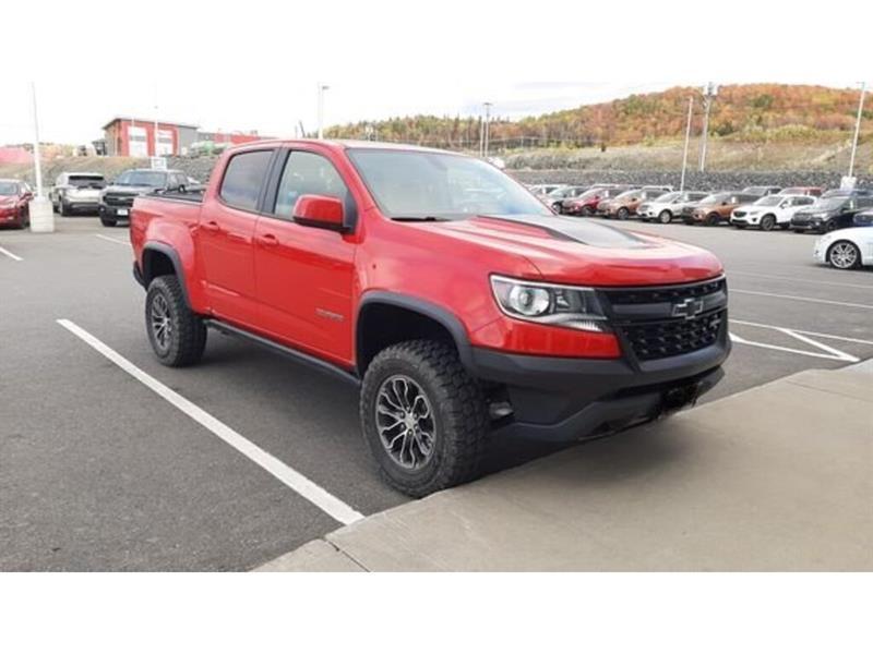 Chevrolet Colorado 2