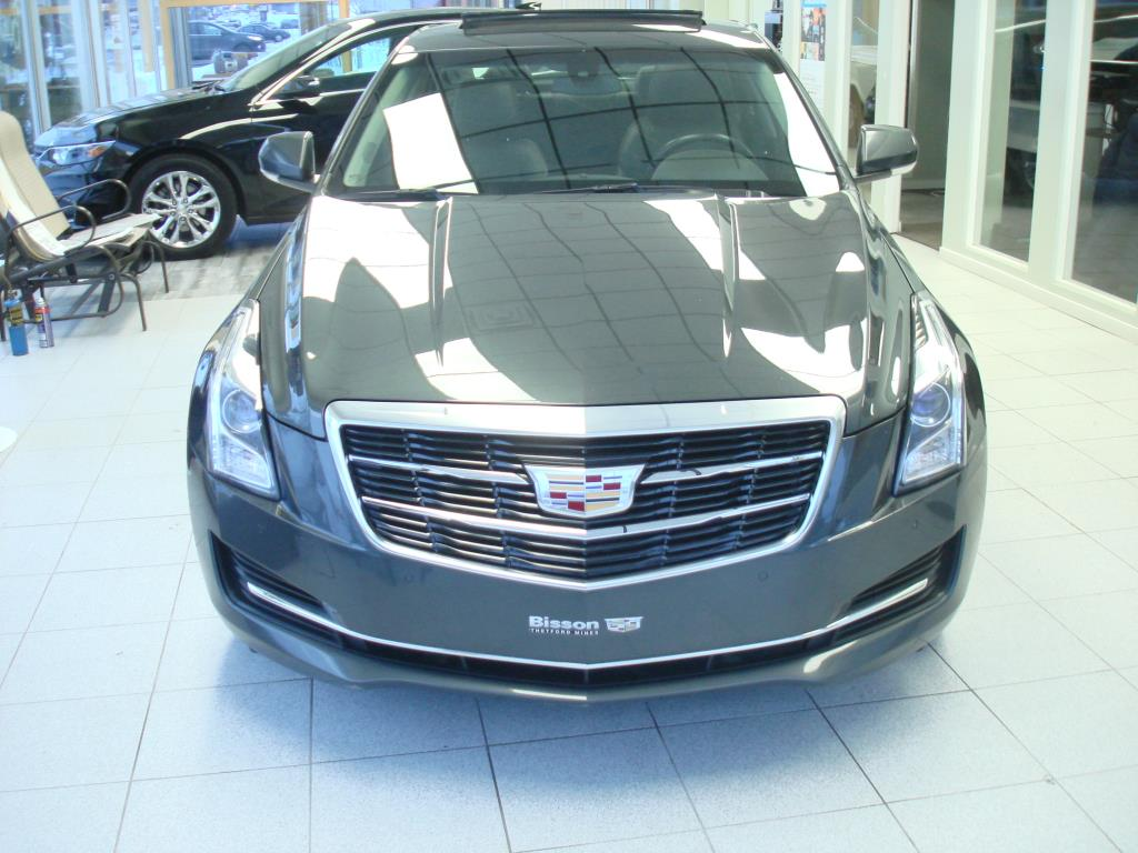 Cadillac ATS 2