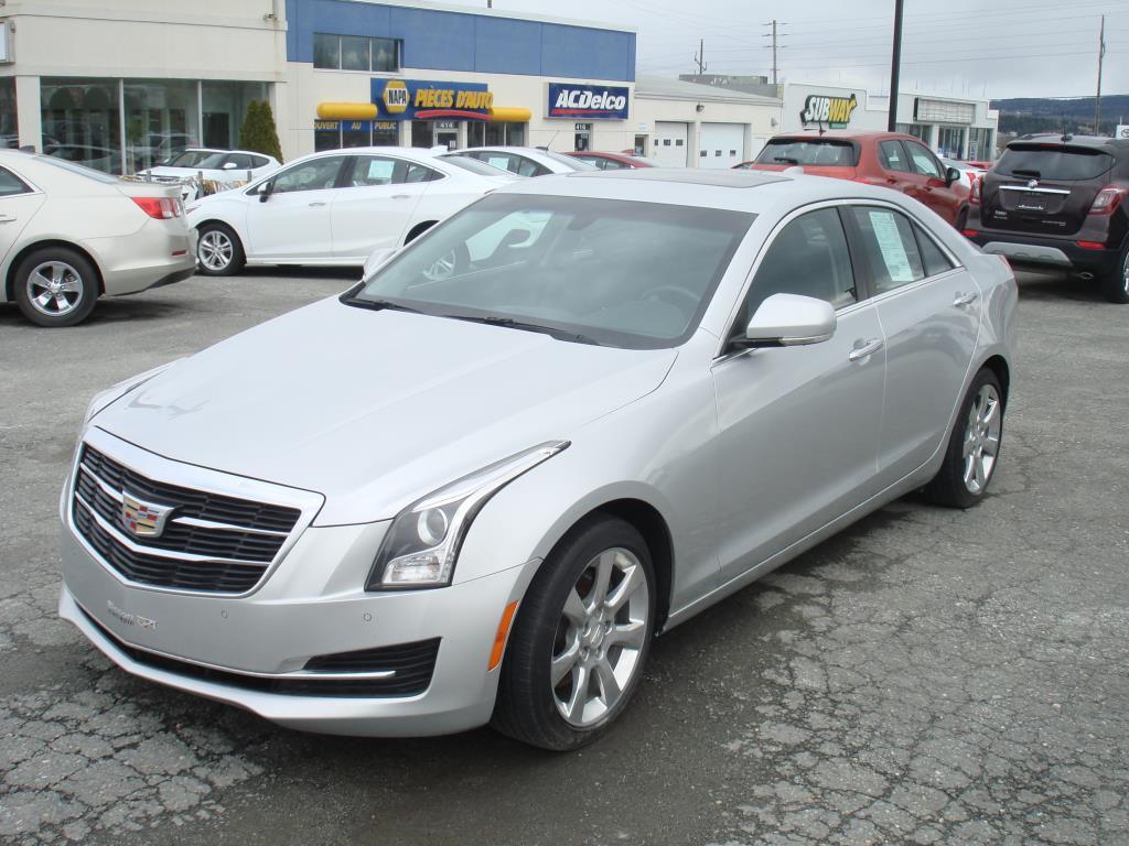 Cadillac ATS 1