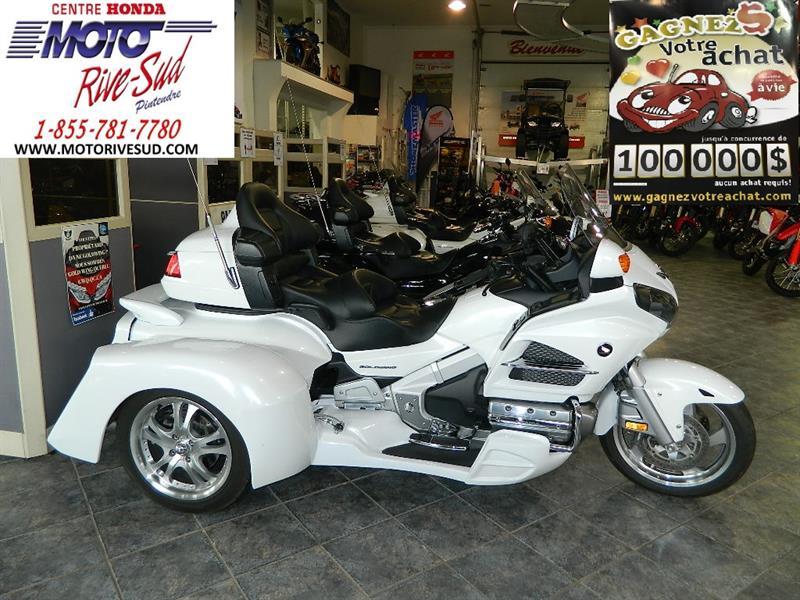 Honda Trike GL 1800  GOLDWING 2015