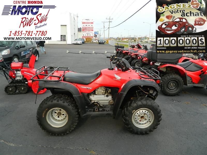 Honda TRX400FG 2004