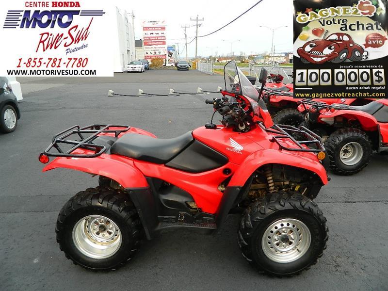 Honda TRX420FE 2008