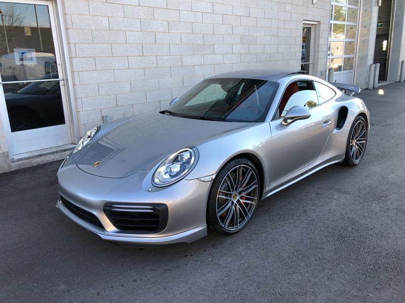 Porsche 911 2017 2dr Cpe Turbo  #1349