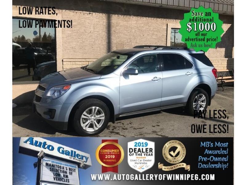 2015 Chevrolet Equinox LT* Awd/Htd seats/B.cam #24644