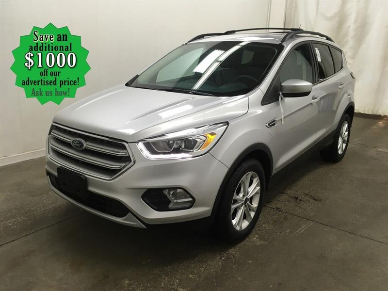 2017 Ford Escape SE* 4wd/Nav/Htd seats/B.tooth #24628