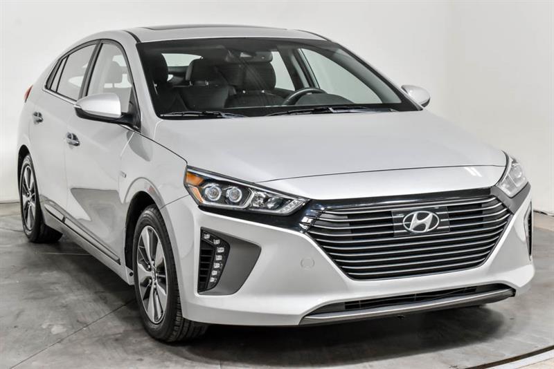 Hyundai Ioniq ULTIMATE PLUG IN CUIR TOIT NAV 2019