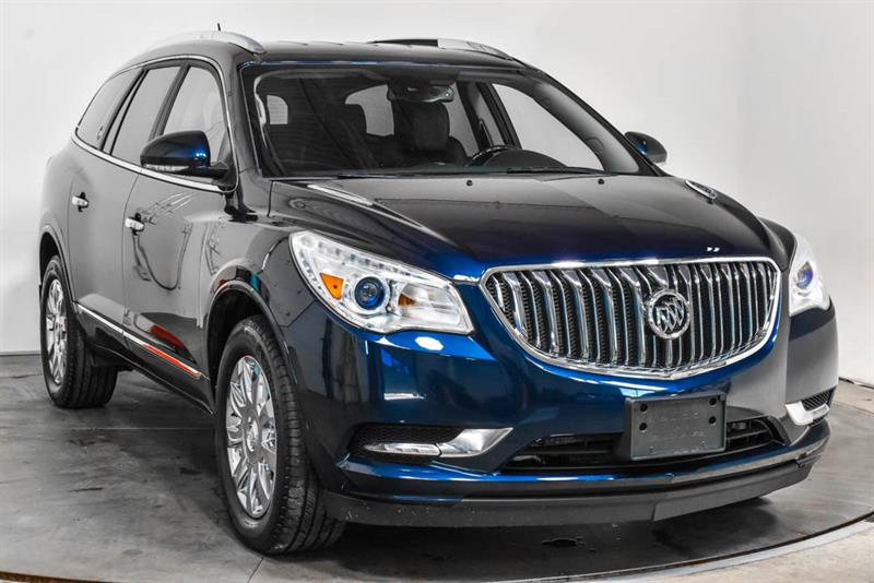 Buick Enclave AWD CUIR MAGS 19 2016