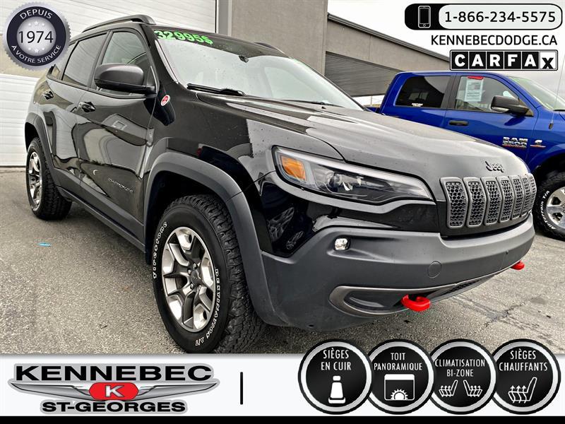 Jeep Cherokee 2019 Trailhawk Elite 4x4 #40565A