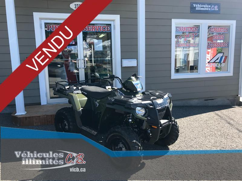 Polaris Sportsman 450 2017