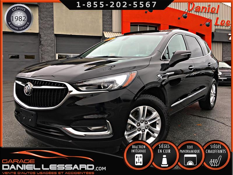 Buick Enclave 2018 AWD, 29.118KM, TOIT GPS CUIR!!, 7 PASSAGERS #80054