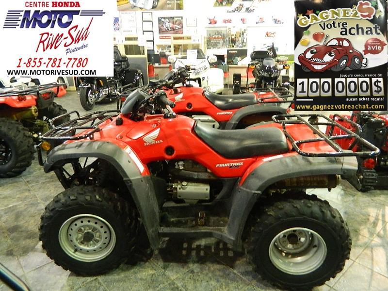 Honda TRX 350 FE 2004