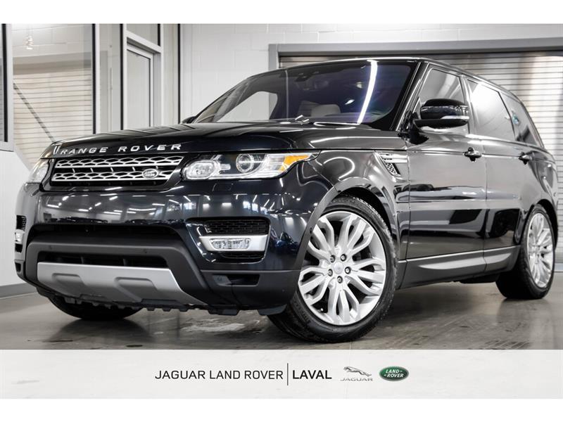 Land Rover Range Rover V6 HSE AWD *NOUVELLE ARRIVÉE!* 2017
