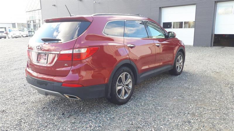 Hyundai Santa Fe XL 9