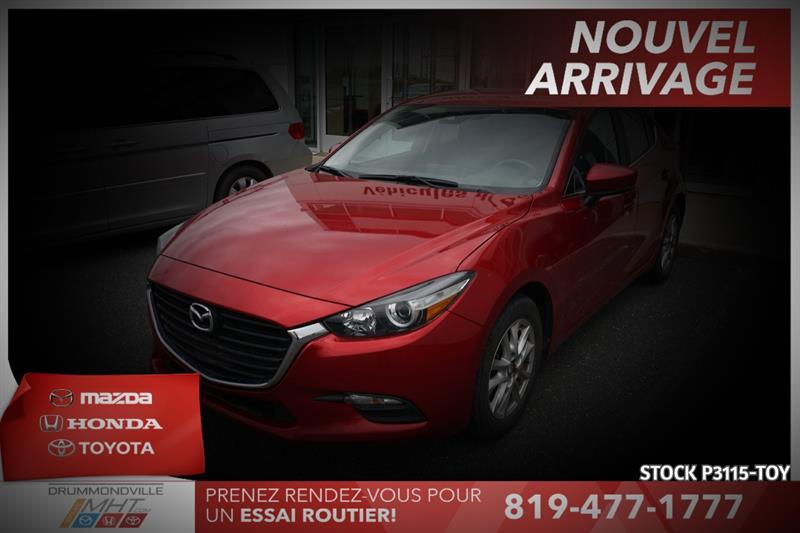 2017 Mazda  Mazda3 *VOLANT+SIÈGES CHAUFFANTS*  MA
