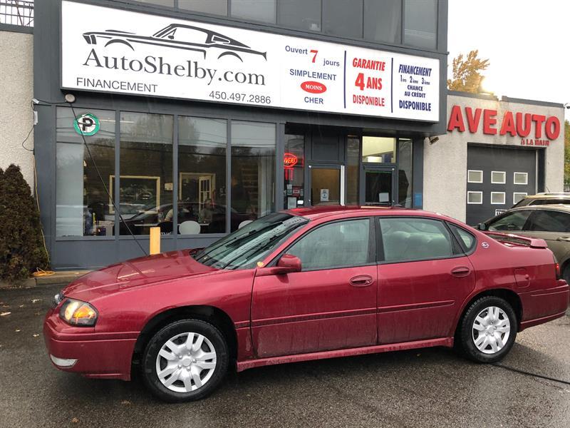 2005 Chevrolet Caprice
