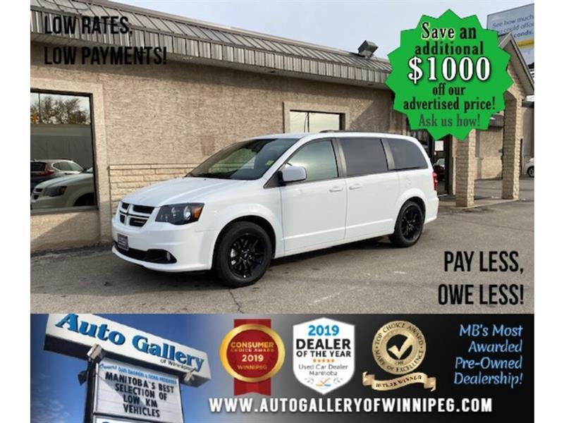 2020 Dodge Grand Caravan GT* Nav/R.air/DVD/7pass #24642