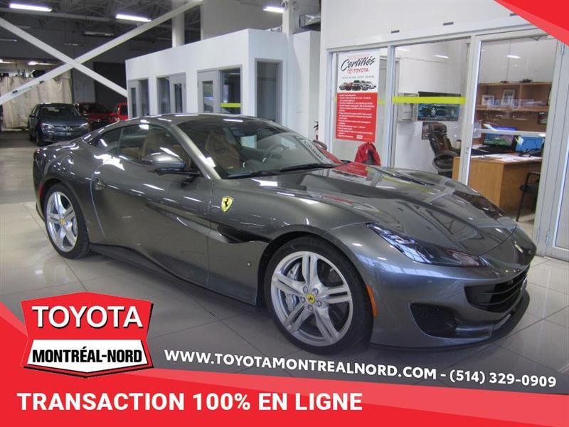Ferrari Portofino 2020 Cabriolet V-8 3.8 Twin Turbo