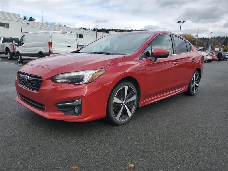 2018 Subaru  Impreza SPORT-TECH + EYESIGHT, TOIT, N