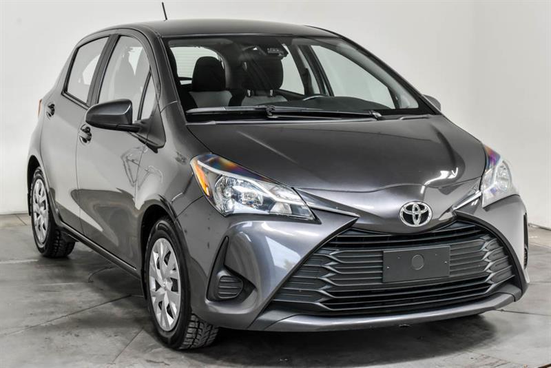Toyota Yaris LE HATCH A/C CAMERA DE RECUL 2019