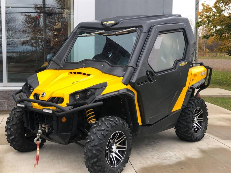 Can-am Commander 1000 2013