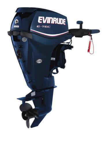 2013 Evinrude 25HP