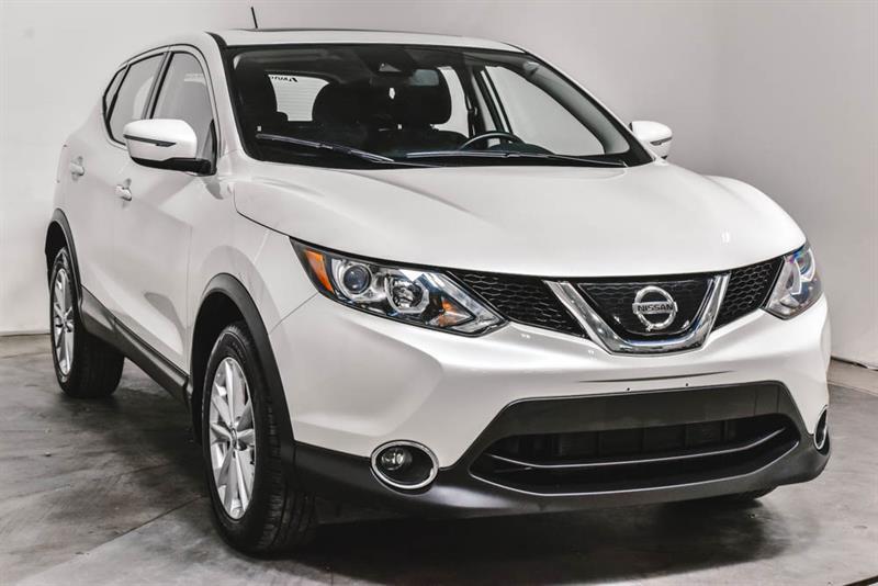 Nissan Qashqai SV AWD A/C MAGS TOIT CAMERA DE 2019
