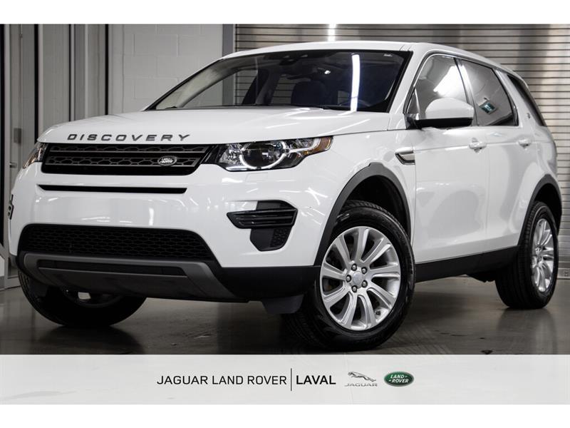 Land Rover Discovery Sport SE AWD *NOUVELLE ARRIVÉE! BALA 2018