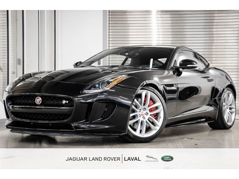 Jaguar F-Type R AWD Coupe *CERTIFIÉ, NOUVELL 2016