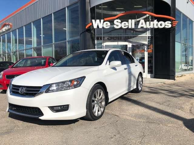 2014 Honda Accord Sedan Touring #14HA02590