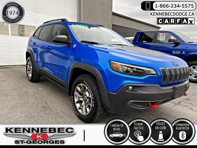 Jeep Cherokee 2020 Trailhawk 4x4 #05353