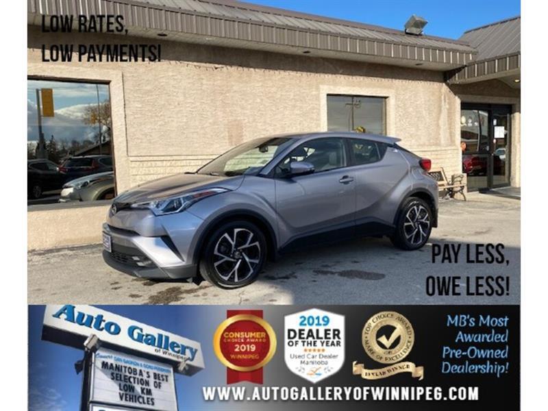2018 Toyota C-HR XLE* B.cam/Htd seats/B.tooth #24657