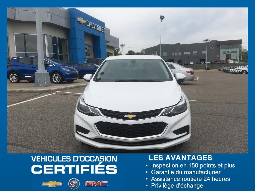 Chevrolet Cruze 2