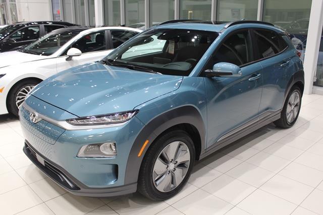 Hyundai Kona Ultimate TA 2020