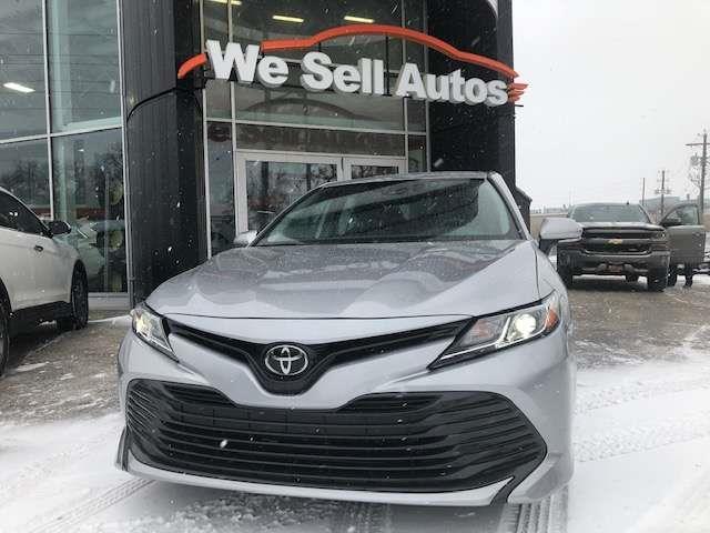2019 Toyota Camry LE #19TC00653