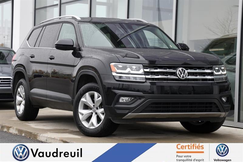 Volkswagen Atlas Comfortline * 4MOTION * 18 POU 2019