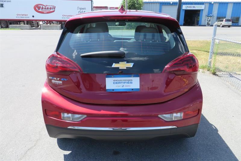 Chevrolet Bolt EV 6