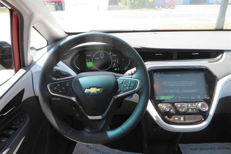 Chevrolet Bolt EV 10