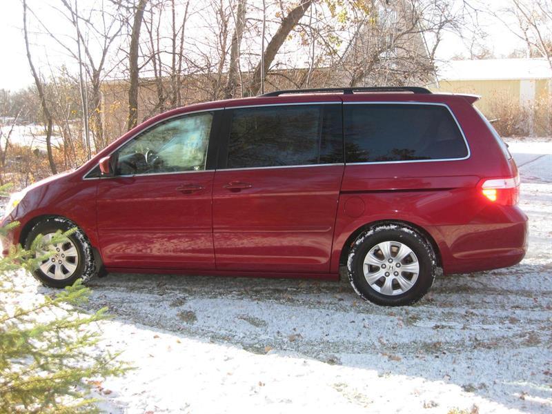 2005 Honda Odyssey EX 2 Owners #P  4816