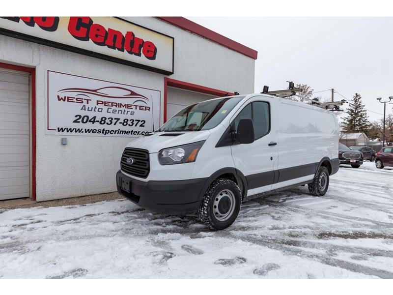 2017 Ford Transit Cargo Van T-150 130 WB * DIESEL * BLUETOOTH * B/UP CAM * AM #5803