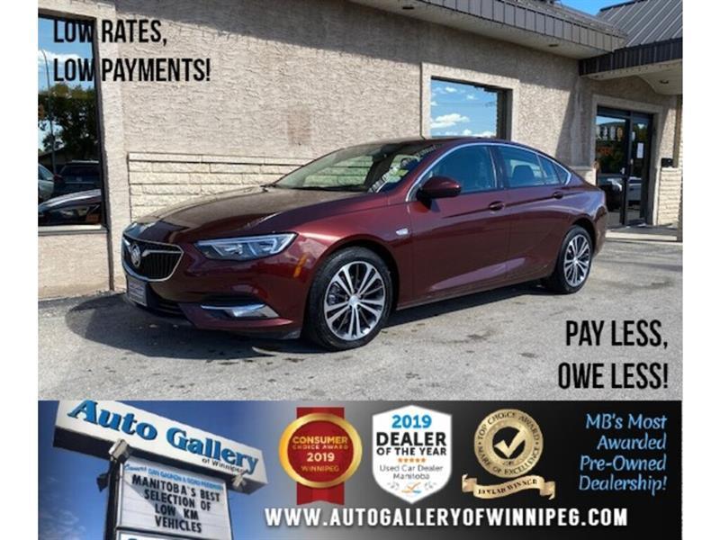 2019 Buick Regal Preferred II* B.cam/B.tooth #24582
